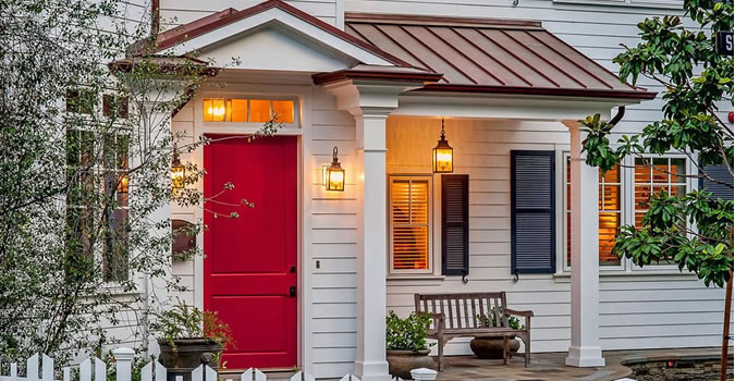 Exterior High Quality Painting Nashville Door painting in Nashville