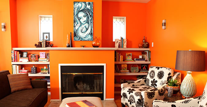 Interior Painting Services in Nashville