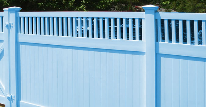 Painting on fences decks exterior painting in general Nashville